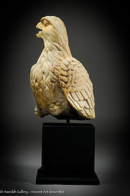 Roman imperial majestic marble eagle,100 AD